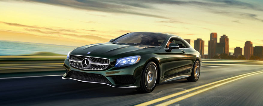 Mercedes Benz S Class Information And Special Offers In