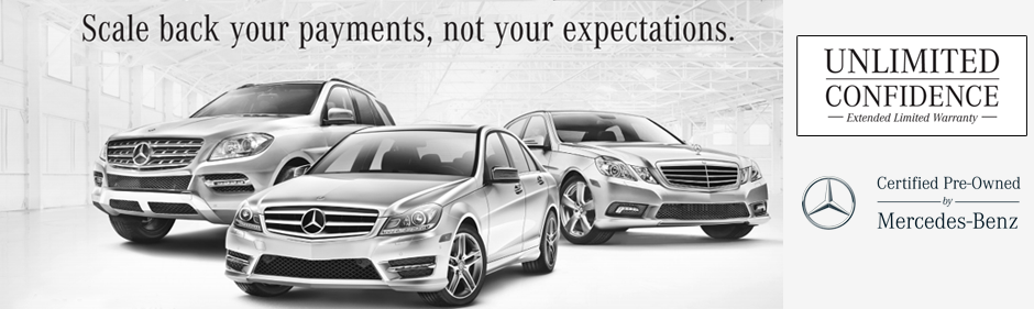 Pre owned vehicle specials at euro motorcars bethesda for Mercedes benz cpo special offers